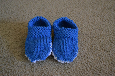 Kids Option Slippers blue