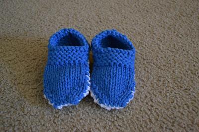 Kids Option Slippers blue