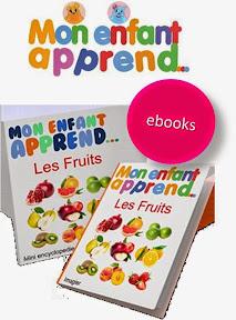 mon enfant apprend imagier fruits légumes