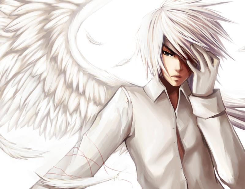 White Anime Angel, Angels 1