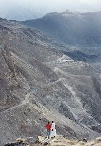 The Karakorum Highway, Hunza Valley
