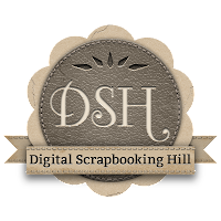 Digital Scrapbooking Hill