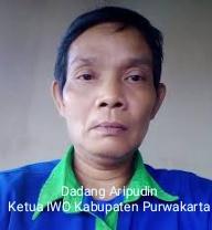 Kabar Duka Datang dari Jurnalis, Ketua IWO Kabupaten Purwakarta Meninggal Dunia