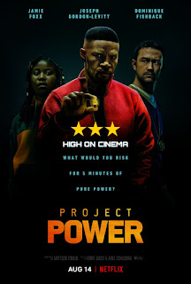 Project Power High on Cinema