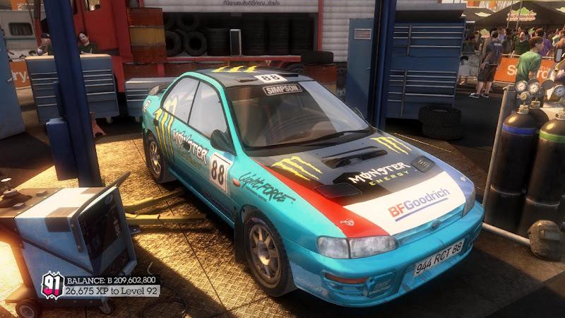 รายการรถกลุ่ม Rally ใน DiRT2 555-03