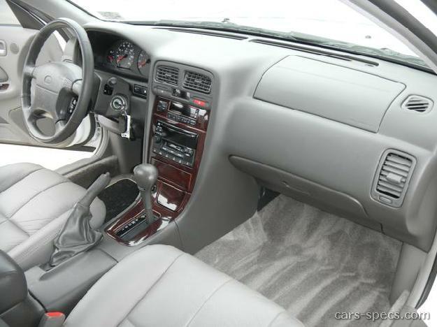 1997 infiniti i30 sedan specifications pictures prices rh cars specs com 1997 infiniti i30 repair manual 2000 Infiniti I30