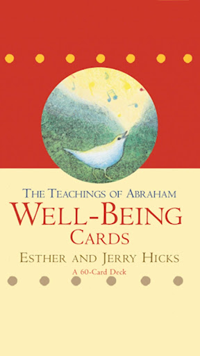 Screenshot for The Teachings of Abraham Well-Being Cards in United States Play Store