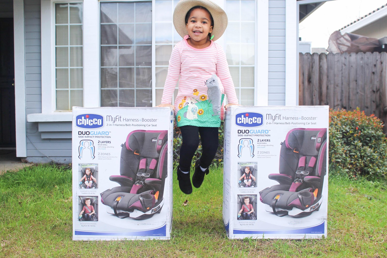 e532461ce18b0 Chicco Myfit Harness + Booster Carseat review (part 1) - Porsha Carr ...