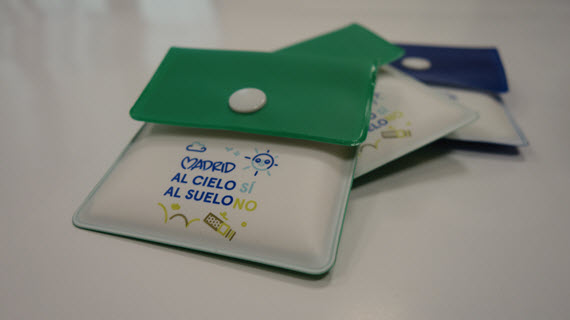Bando de limpieza de la alcaldesa de Madrid Manuela Carmena
