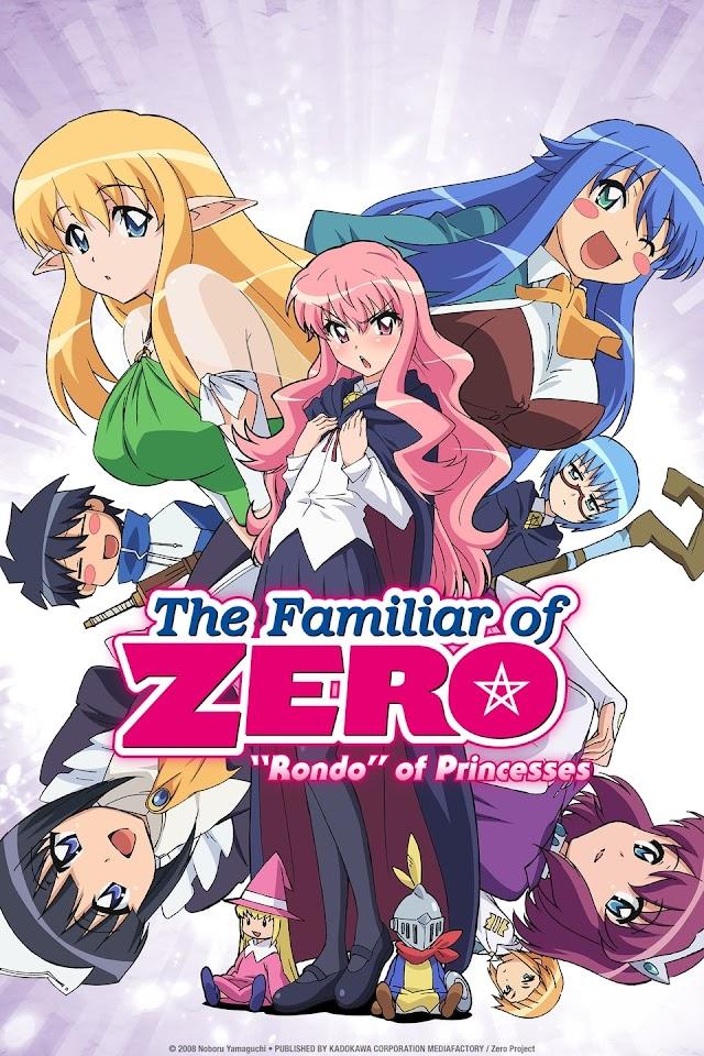 """The Familiar of Zero: """"Rondo"""" of Princesses"""