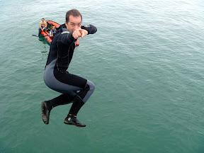 dive day three, subtitle: Tokyo Drift