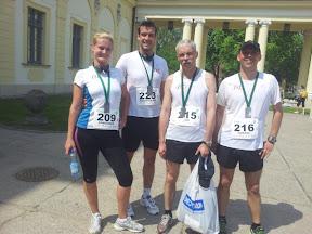 Białystok Półmaraton (11 maja 2013)