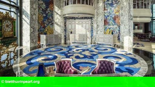 Hình 1: Ngất ngây khách sạn xa hoa bậc nhất Sài Thành gây choáng báo Mỹ