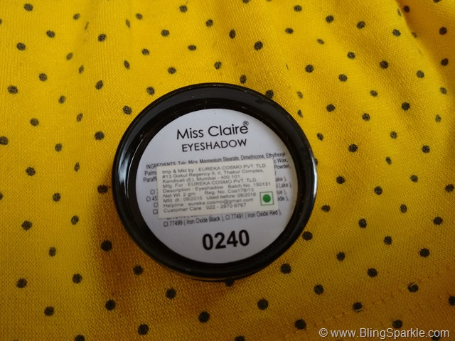 Miss Claire cosmetics buy