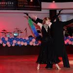 A druhá taneční show - Tango.