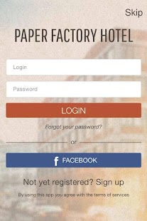 Paper Factory Hotel- screenshot thumbnail