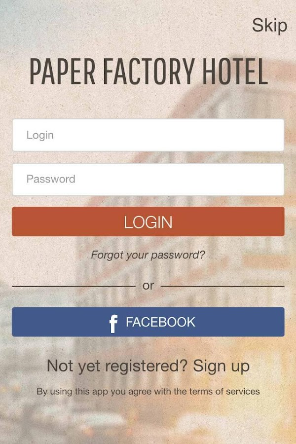 Paper Factory Hotel- screenshot