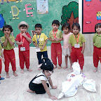 BAA BAA BLACK SHEEP RYHME ENACTMENT BY NURSERY SECTION (2017-18) AT WITTY WORLD, BANGUR NAGAR
