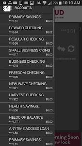 SCFCU Banking screenshot 1
