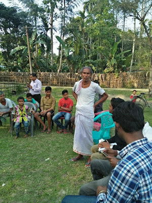 Follow up visit to Purna Khumdum, Kamrup