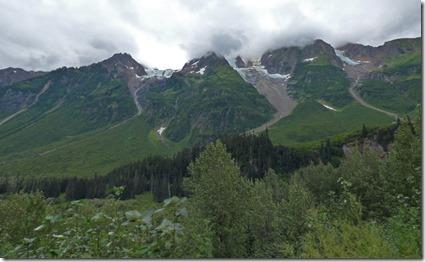 Along Glacier Highway