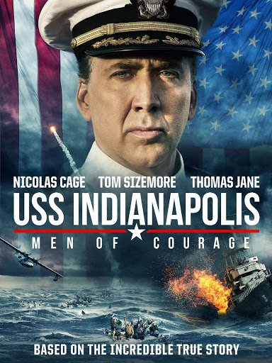 USS Indianapolis- Men of Courage - Chiến Hạm Indianapolis- Thử Thách Sinh Tồn