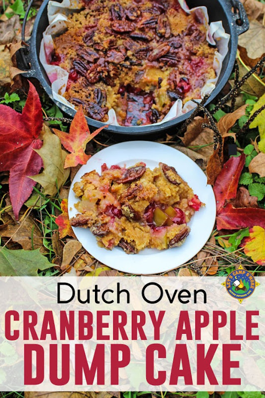 Cranberry-Apple-Dump-Cake-Camping-Dessert-Recipe
