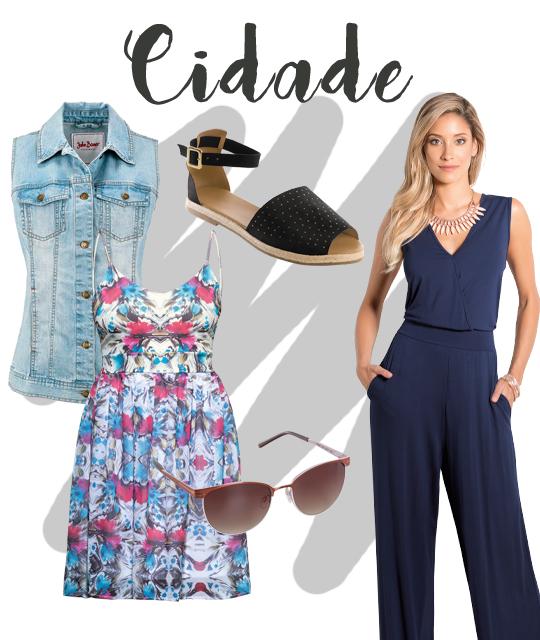roupas básicas para viajar