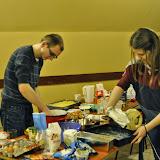 05.04.2014 Przygotowania do kiermaszu ciast