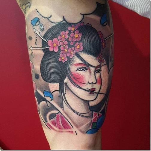 dos_smbolos_de_japn_reunidos_de_una_geisha_sakura