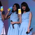 Shania (Shanju), Gracia, Ayana (Achan) JKT48 Xiaomi Redmi Note 5 Launching Jakarta 18-04-2018 012