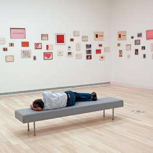 Stilinovic, Figures of Sleep, 2018