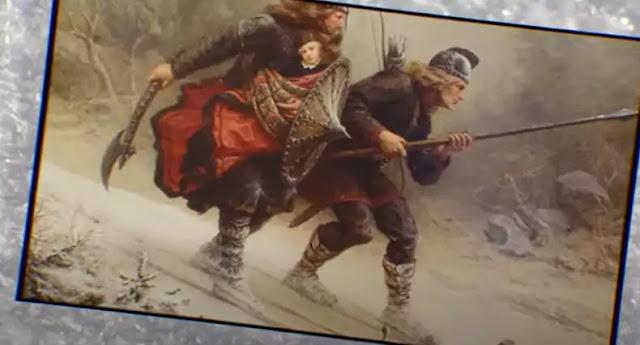Vikings Were Great Skiers
