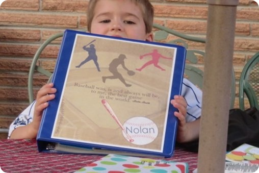 Nolan's Fifth Birthday