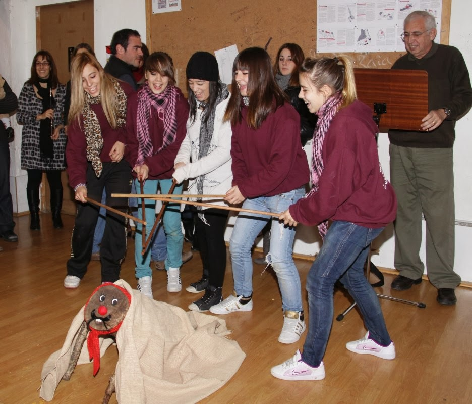 Tronc de Nadal iTorronada 19-12-10 - 20101219_156_Tronc_de_Nadal_i_Torronada.jpg