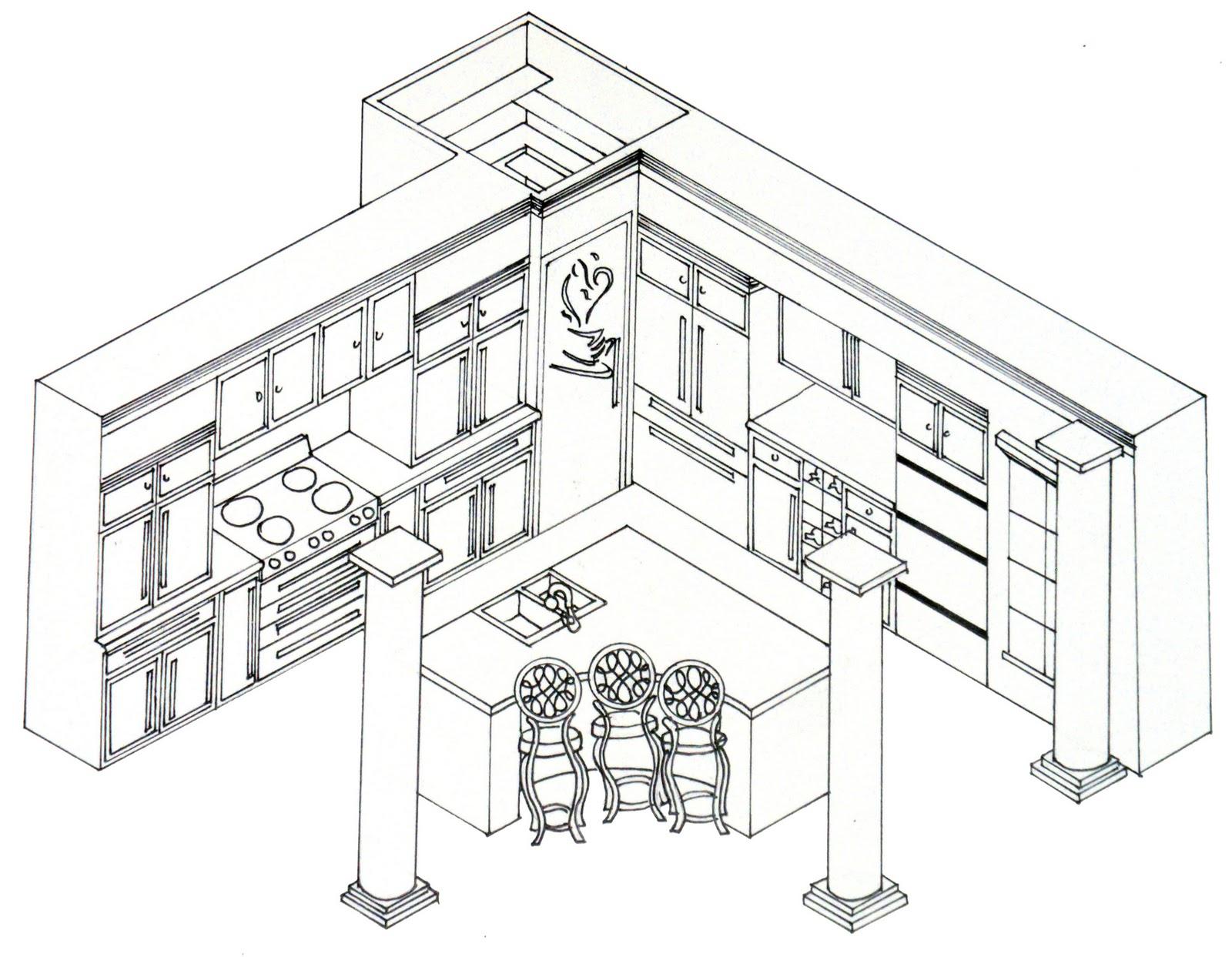 Alex Hillis- Interior Design: Mini Portfolio
