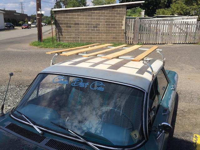 em diy roof rack corvair forum