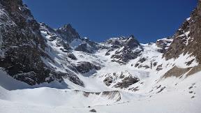 Glacier de l'Homme....