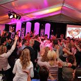 Bruiloft Sander en Els feesttent Rotstergaast