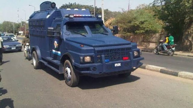 Unknown  Gun Men Attack Bullion Van, Kill 4 Police Men In Ebonyi