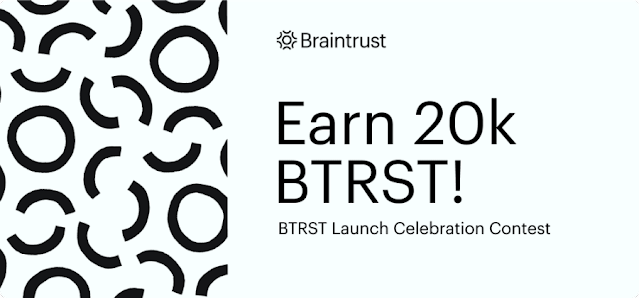 Best Airdrop That You Should Not Miss - Earn part of the 20k $BTRST community rewards!