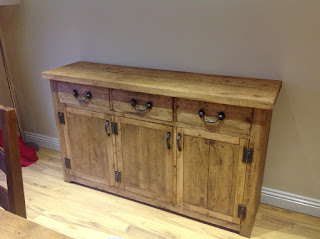 New Bespoke Three Drawer Sideboard