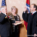 1-9-17 Arkansas 91st General Assembly Oath of Office individuals with Supreme Court Chief Justice Ke