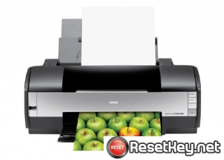 Reset Epson 1280 printer Waste Ink Pads Counter