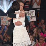 OIC - ENTSIMAGES.COM - Joel Williams runner up and Emma Willis at the  Big Brother live final at Elstree Studios UK 16th July 2015 Photo Mobis Photos/OIC 0203 174 1069