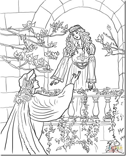 romeo-say-to-juliet-on-the-balcony-coloring-page