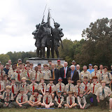 Oct 2015 | Mississippi Monument Dedication | Shiloh, TN