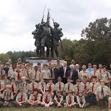 Oct 2015 | Mississippi Monument Dedication | Shiloh, TN