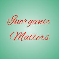 Inorganic matters