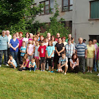 Přimda - sborová dovolená 2015